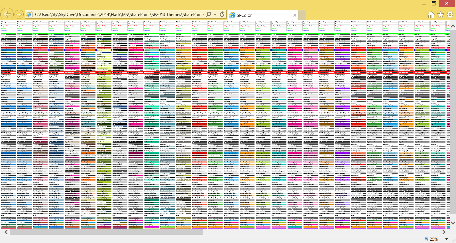 Screen-ThemeColors